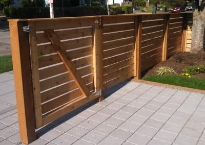 Horizontal Fence (3)