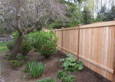 Modified Cedar Panel Back Side