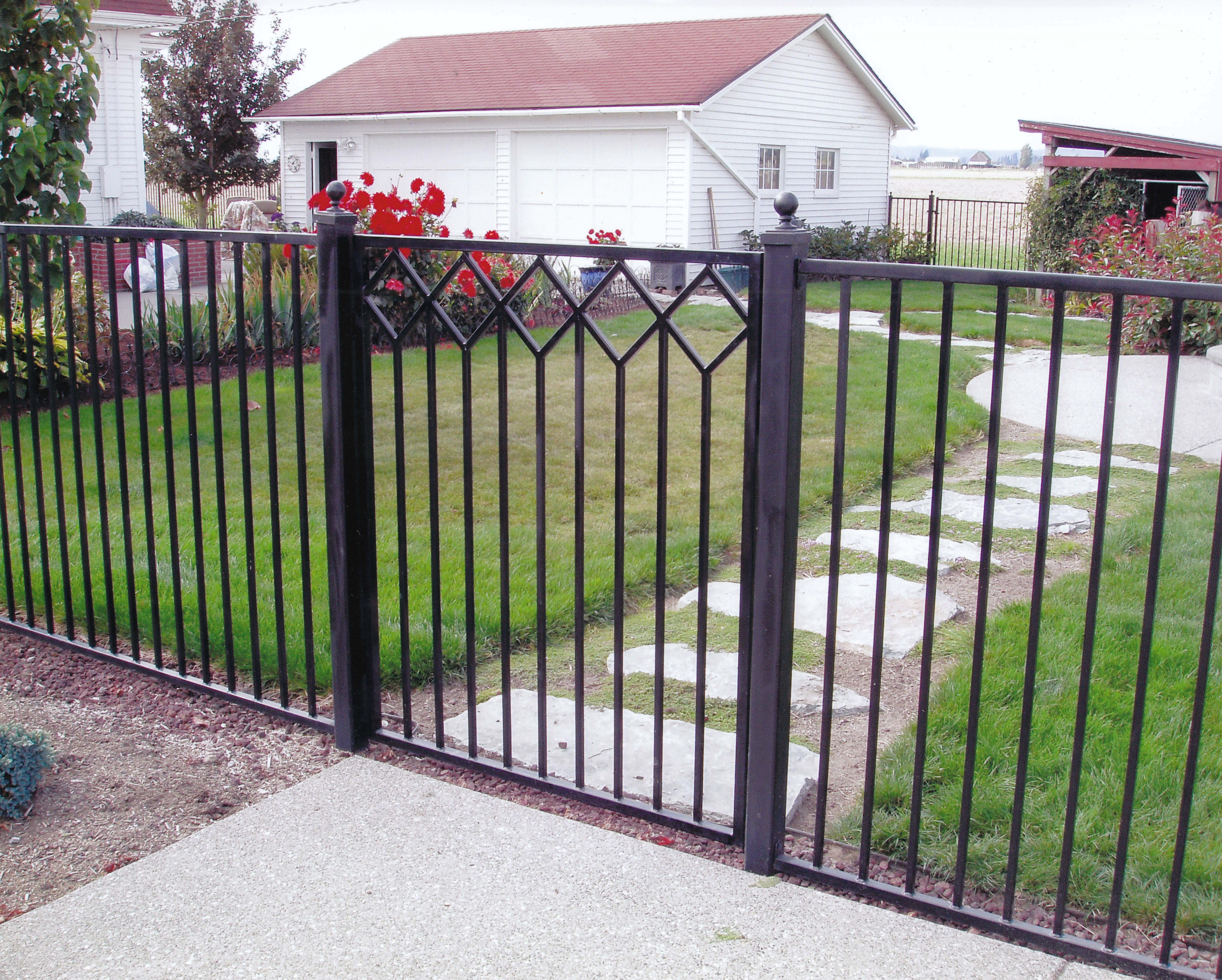 Wrought Iron Fencing Services for Sammamish, WA