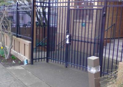 Security gate 2