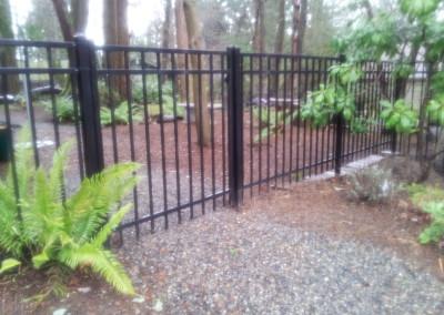 Versai 3 Rail Gate
