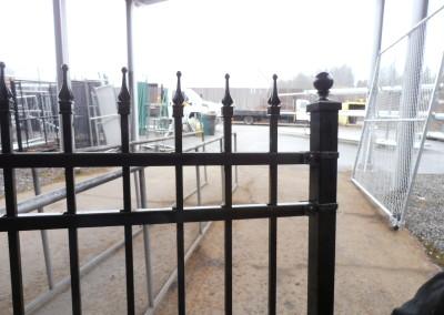 Versa 3 Rail Quad Fence