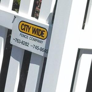 seattle vinyl fence
