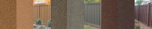 Trex Fence Colors