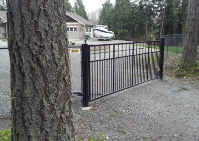 OI Craftsman Style Gate