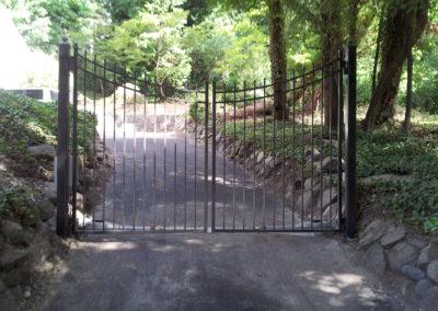 OI Scallop Double Gate